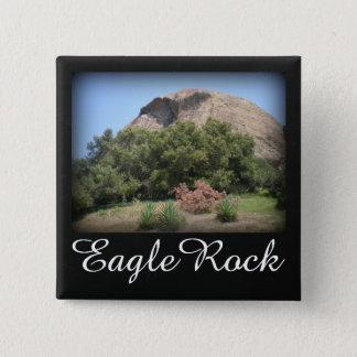 Monument de roche d'Eagle à Los Angeles, la Badge Carré 5 Cm