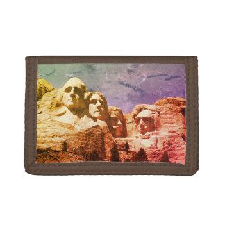 Monument présidentiel le Dakota du Sud du mont
