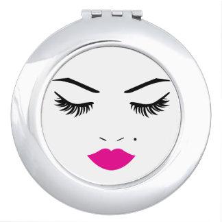 Mooi Gezicht Make-up Spiegel