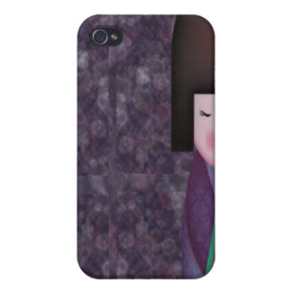 . : : MoonDreams : :. Petit pourpre de geisha iPhone 4 Case