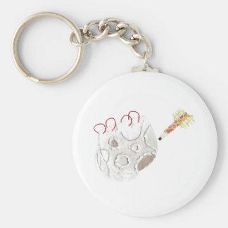 Moonpad et porte-clés de stylo