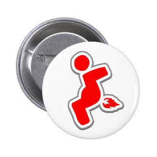 Morceau de talent ;) badge rond 5 cm