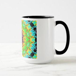 morceau merveilleux de tasse de beauté