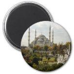 Mosquée bleue magnets