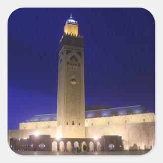 Mosquée Sticker Carré