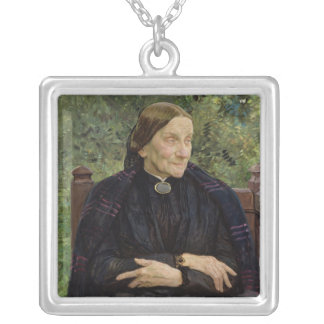 Mother de Lichtwark, 1908 Colliers