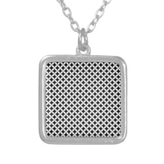 motif #2 de diamant collier