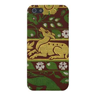 Motif #3 @ Stylnic de textile iPhone 5 Case