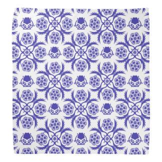 motif floral graphique bandanas bandanasmotif floral. Black Bedroom Furniture Sets. Home Design Ideas