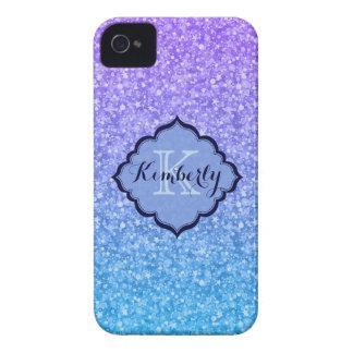 Motif coloré de parties scintillantes et coque iPhone 4 Case-Mate