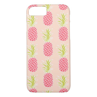Motif d'ananas coque iPhone 7