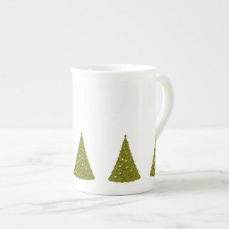 Motif d'arbre de Noël Mug