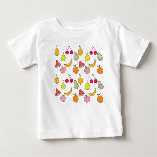 motif de fruit t-shirt pour bébé