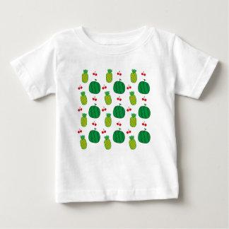 Motif de fruits d'été t-shirt pour bébé