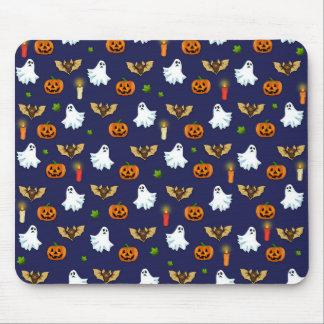 Motif de Halloween Tapis De Souris