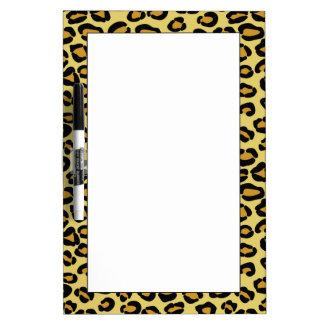 Motif de léopard