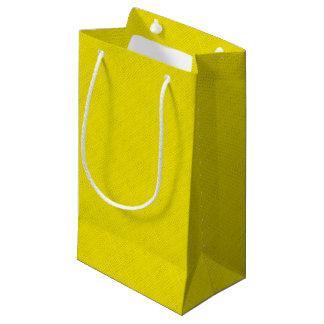 Motif de polka petit sac cadeau