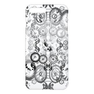 Motif de symbole de yang de Yin Coque iPhone 7 Plus