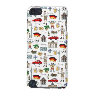 Motif de symboles de l'Allemagne   Coque iPod Touch 5G