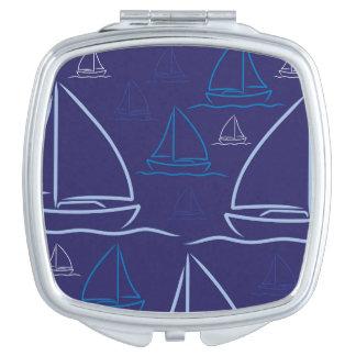 Motif de yacht