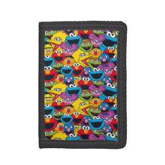 Motif d'équipage de Sesame Street