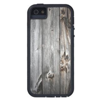 Motif en bois fumé coque iPhone 5 Case-Mate