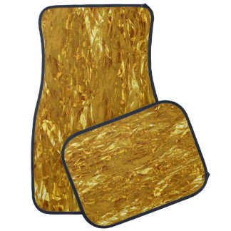 Motif/feuille d'or PURS d'OR Tapis De Sol