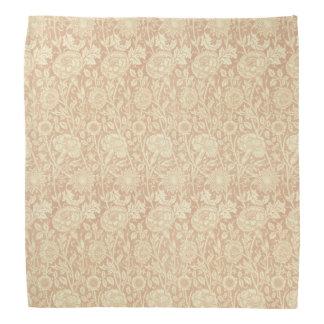 Motif floral par William Morris - Bandana