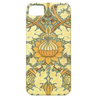 Motif floral riche de William Morris Coques Case-Mate iPhone 5