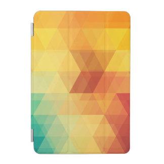 Motif géométrique abstrait 2 protection iPad mini