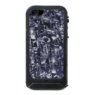 Motif rocailleux abstrait de météorite coque iPhone 5 incipio ATLAS ID™