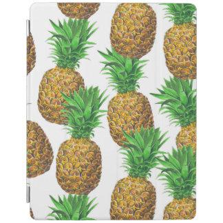 Motif sans couture avec des ananas protection iPad
