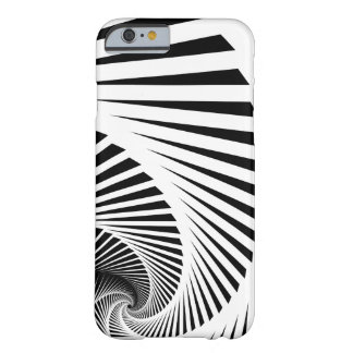 Motif squelettique d'escalier coque barely there iPhone 6