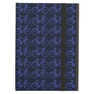 motifs bleus simples de vélos
