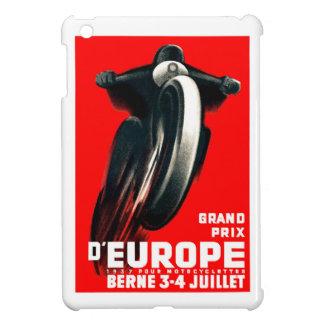 Moto de Grand prix de 1939 Européens emballant Étui iPad Mini