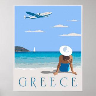 Mouche vers la Grèce