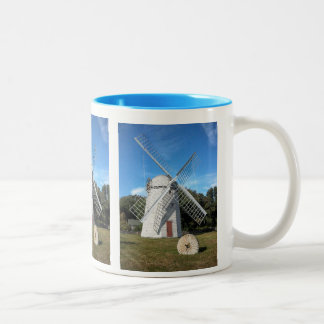 moulin à vent coloré de Jamestown RI de tasse de