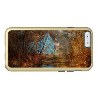 Moulin - Walnford, NJ - moulin de Walnford Coque iPhone 6 Incipio Feather® Shine