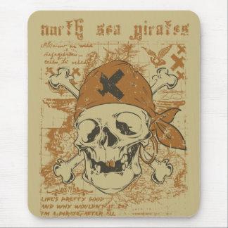 Mousepad de pirate tapis de souris