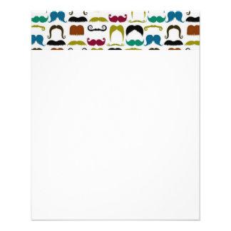 """Moustache 4,5"""" x 5,6"""" insecte prospectus 11,4 cm x 14,2 cm"""