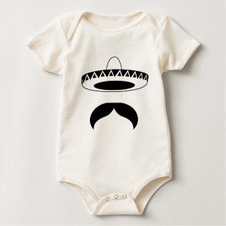 moustache mexicaine body