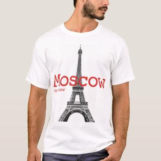 Mstake de Moscou et de Paris T-shirt