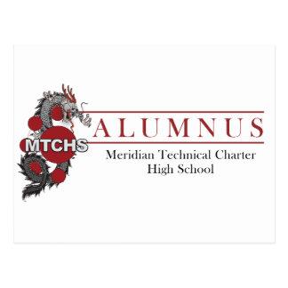 MTCHS Almnus 1 Carte Postale