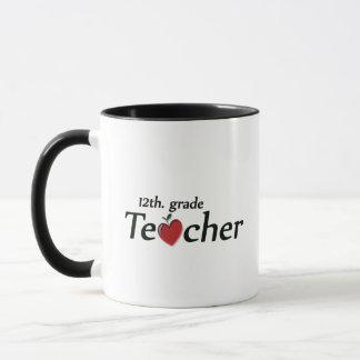 Mug 12ème. Professeur de catégorie