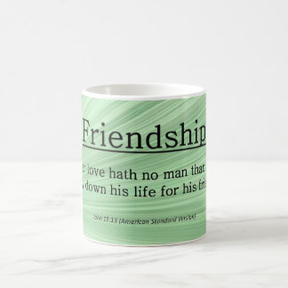 Mug 15h13 de John d'amitié