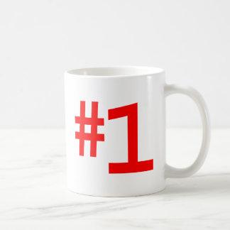 Mug #1Design les cadeaux de Zazzle de MUSÉE
