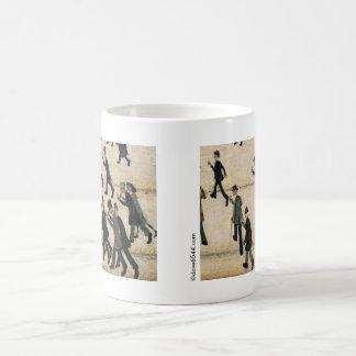 Mug 21ème siècle LS Lowry