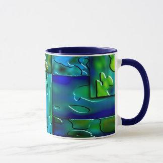 Mug #4 vitré