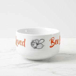 Mug À Soupe Abeille aimée