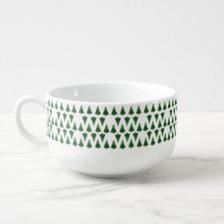 Mug À Soupe Arbres